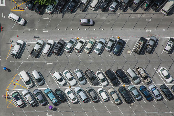 Smart parking guidance to support smarter cities – a&s Adria